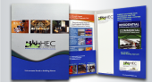 Printed Marketing Brochure and Product Inserts